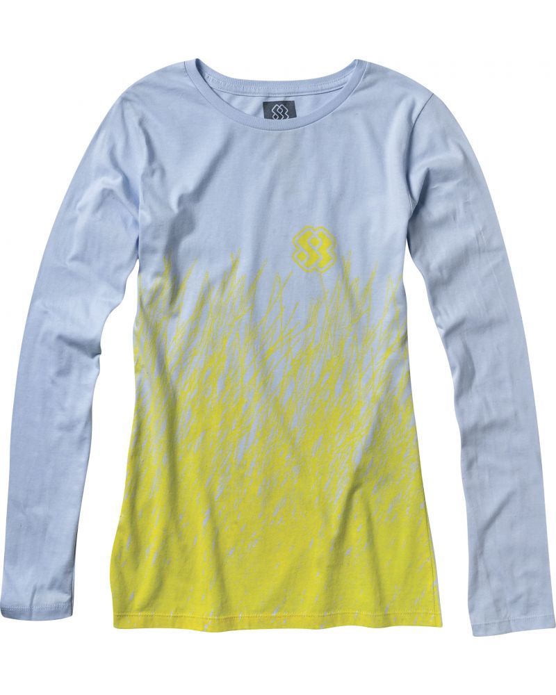Colada Long sleeve Blue Agave
