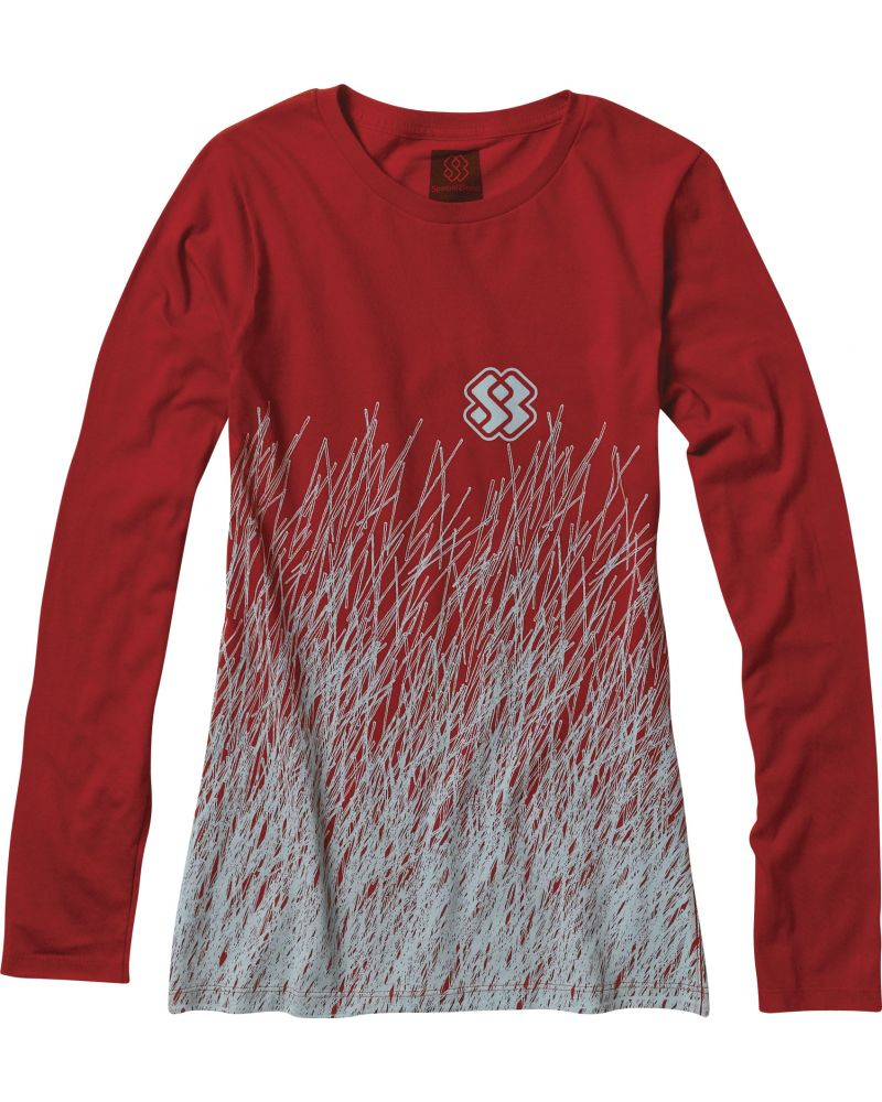 Colada Long Sleeve Red Rum