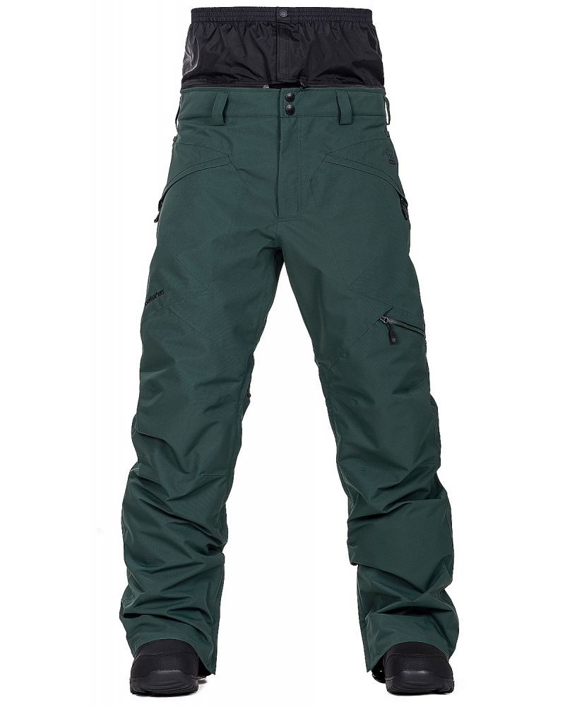 HOWEL 15 PANTS deep green
