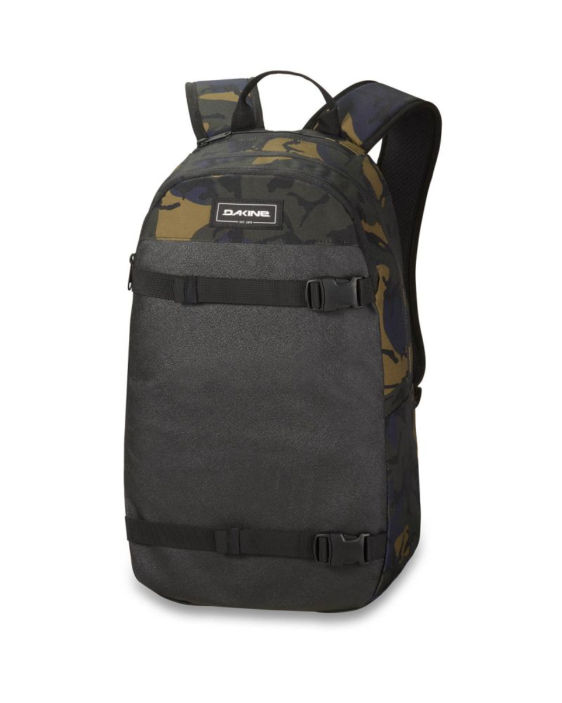 22l URBN MISSION PACK CASCADE CAMO