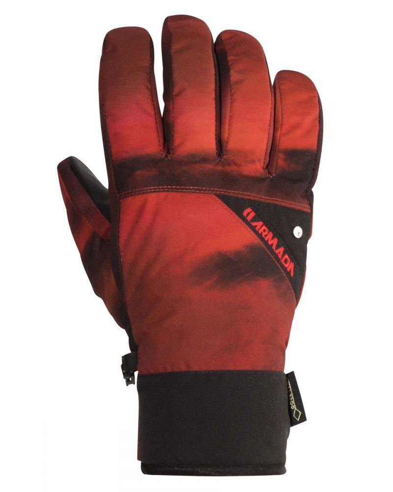 Decker GORE-TEX Glove - Red Resin
