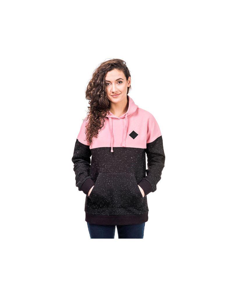 Deni Sweatshirt - Silver Pink