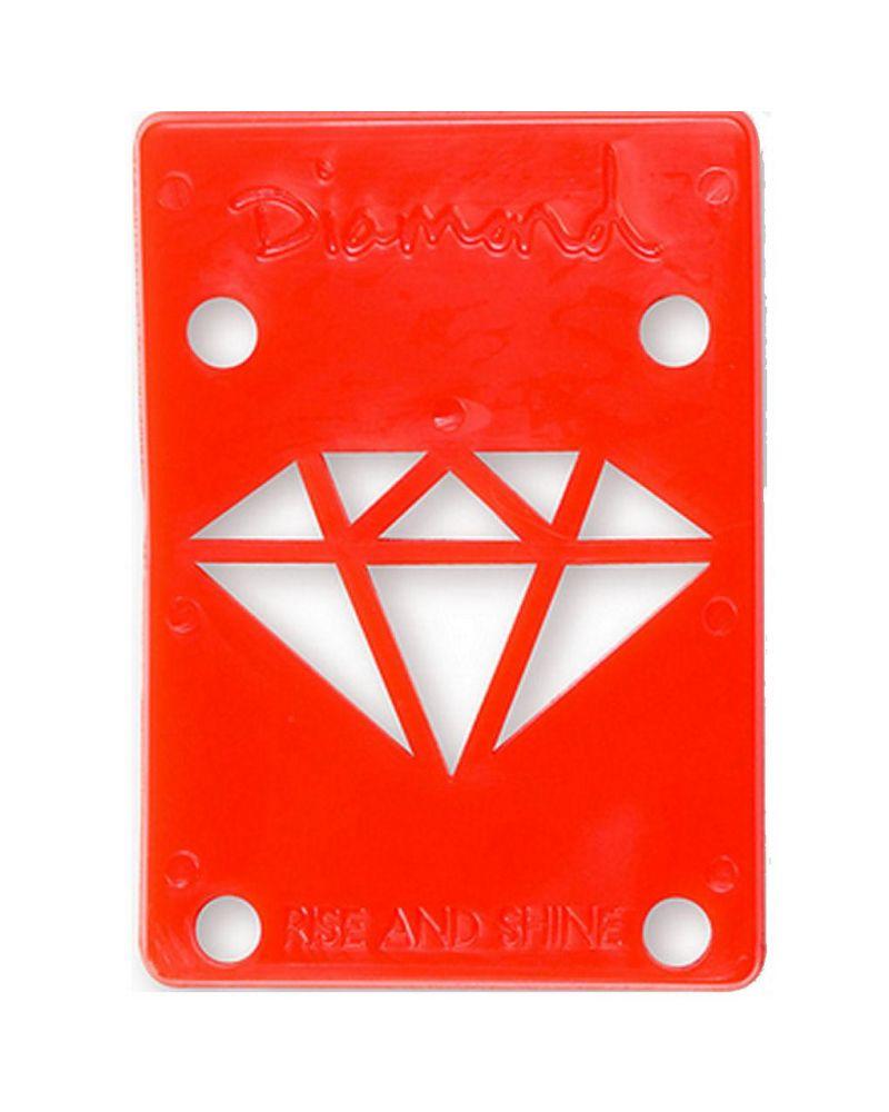 1 DIAMOND RISERS RED