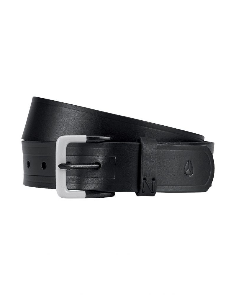 NIXON DNA Belt - Black / White / Black
