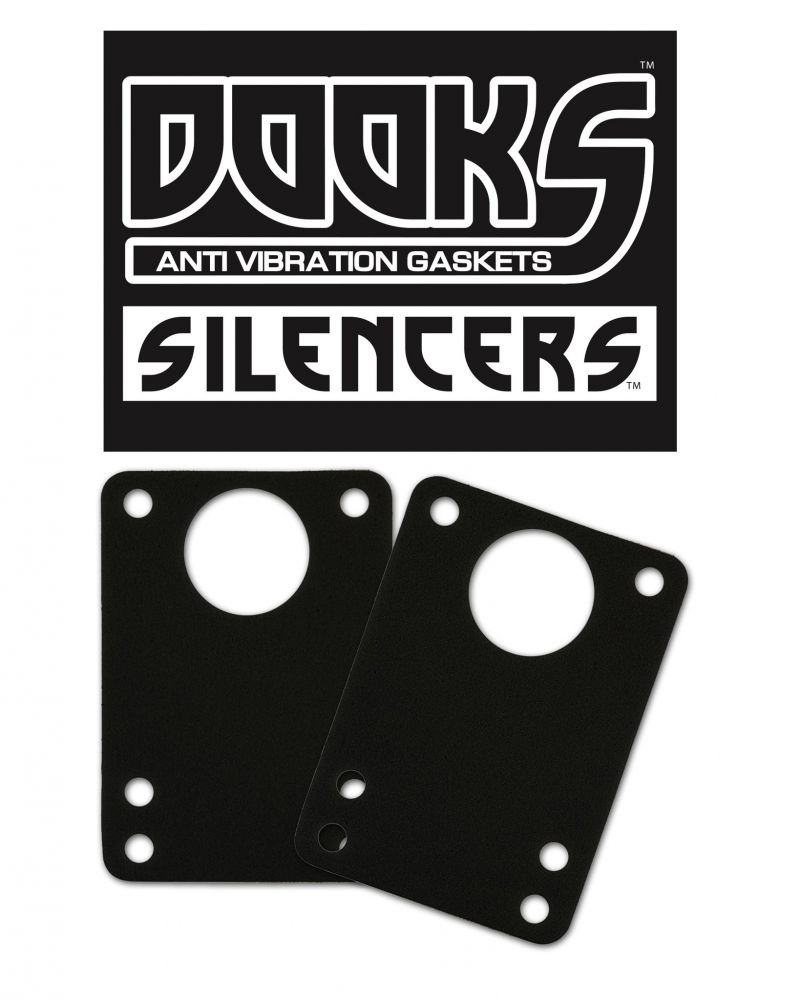 SHORTYS DOOK SILENCERS ANTI VIBRATION GASKETS