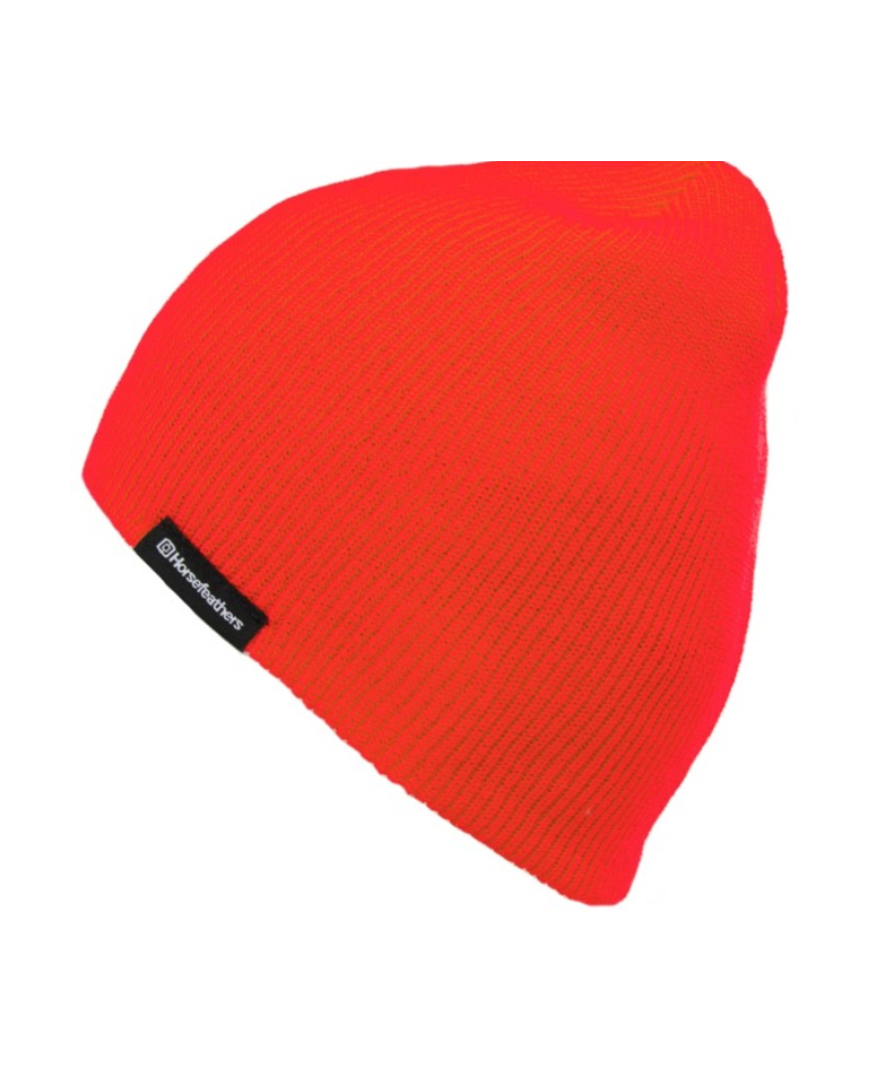 YARD BEANIE red orange