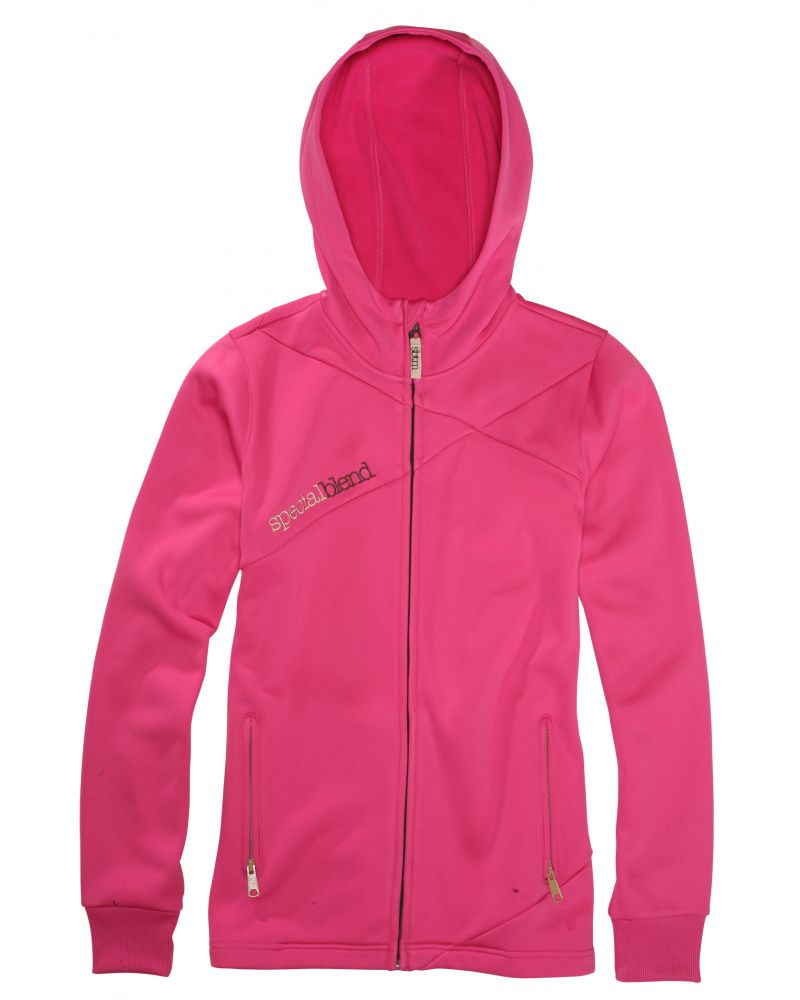 Early Rise Bonded Fleece Party Pink