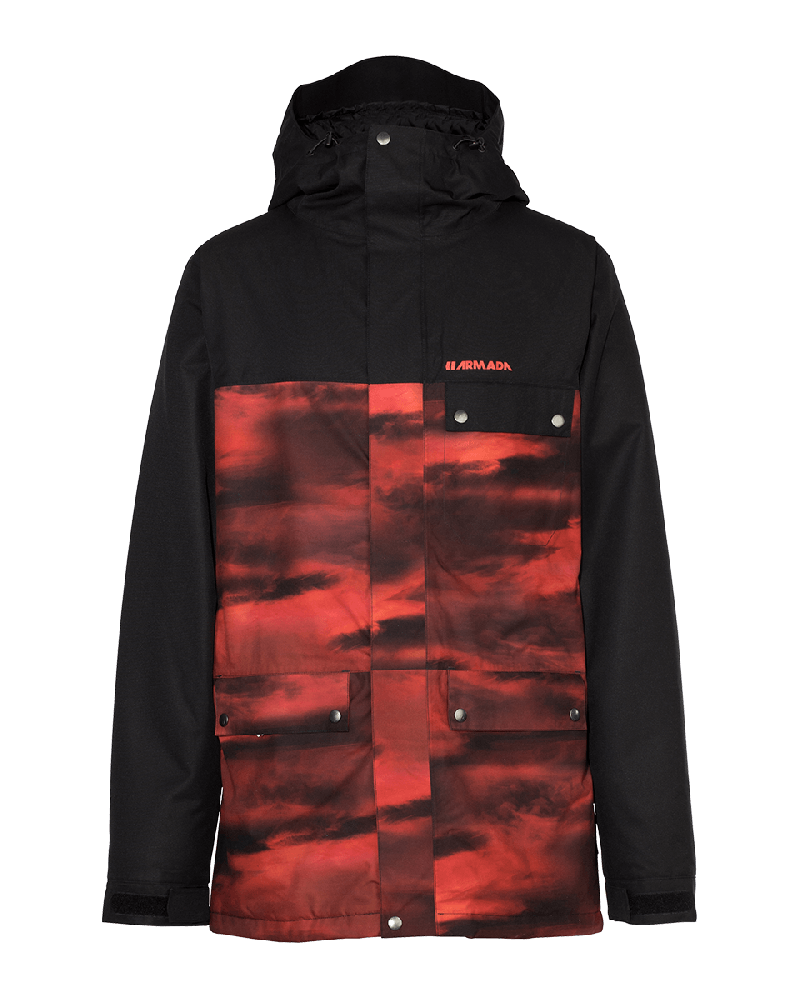 Emmett Insulated Jacket - Black