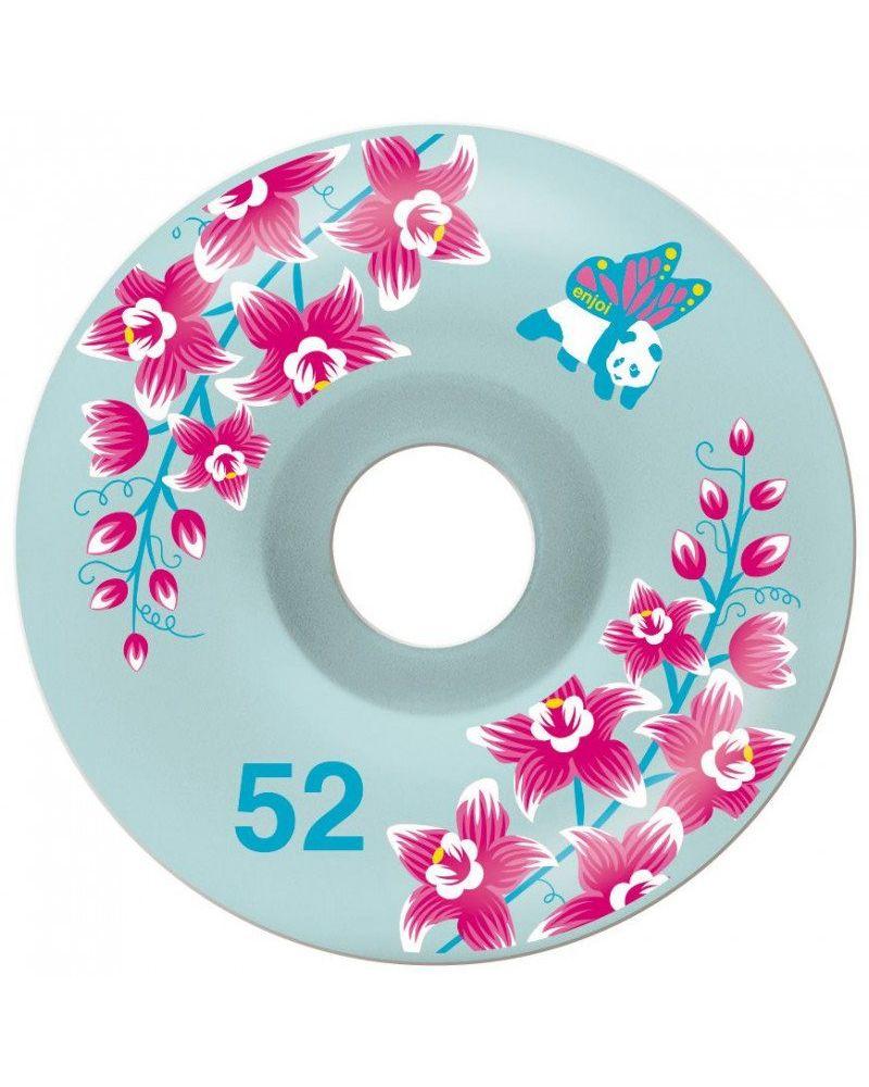 52 Pastel Wheels LIGHT BLUE