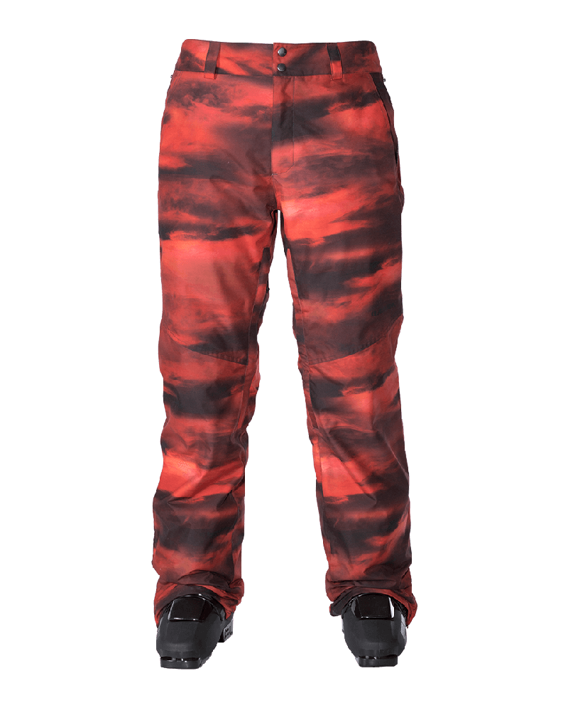 Gateway Pant - Red Resin