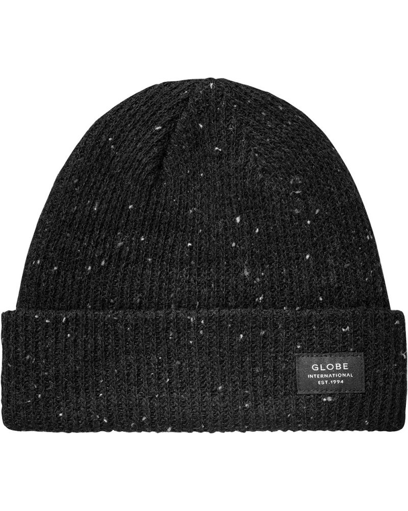 RYLEY BEANIE - Black Nep