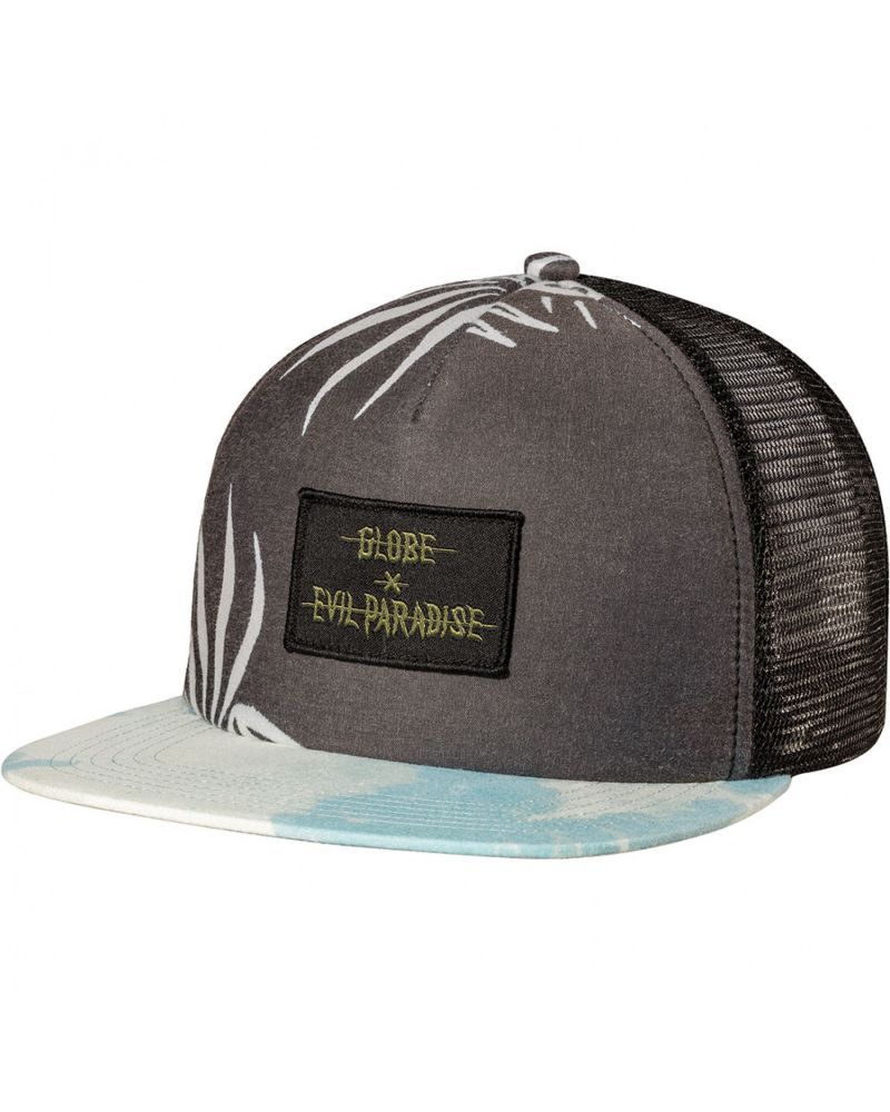 Spray Trucker  - Black