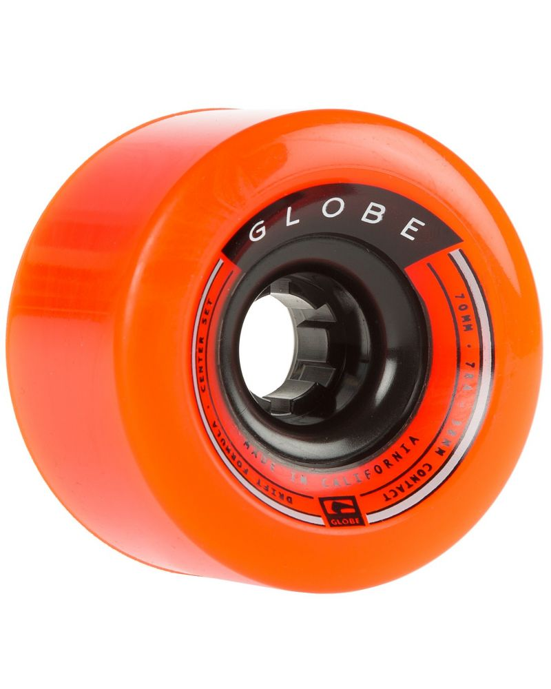 GLOBE DRIFTER WHEEL - Orange