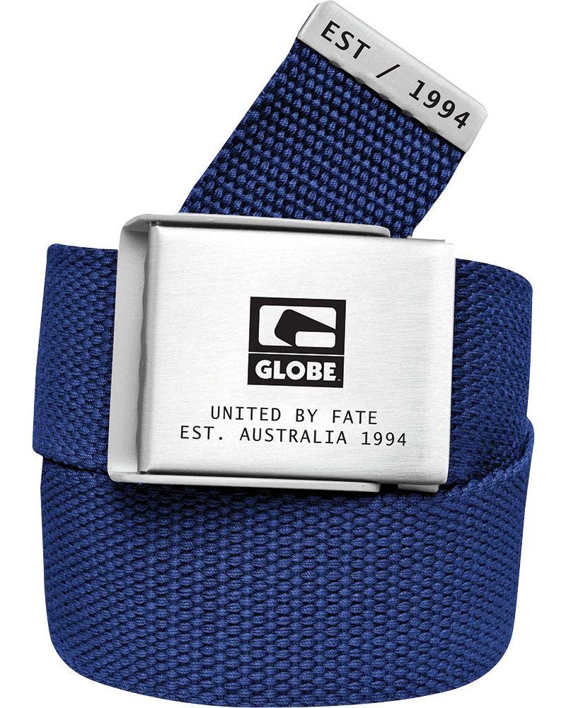 GLOBE REDMAN BELT - Boy / Blue