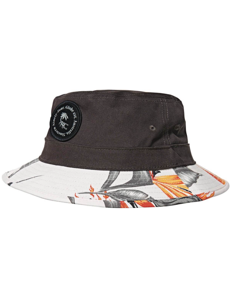 EXPEDITION BUCKET HAT - HOT SAND