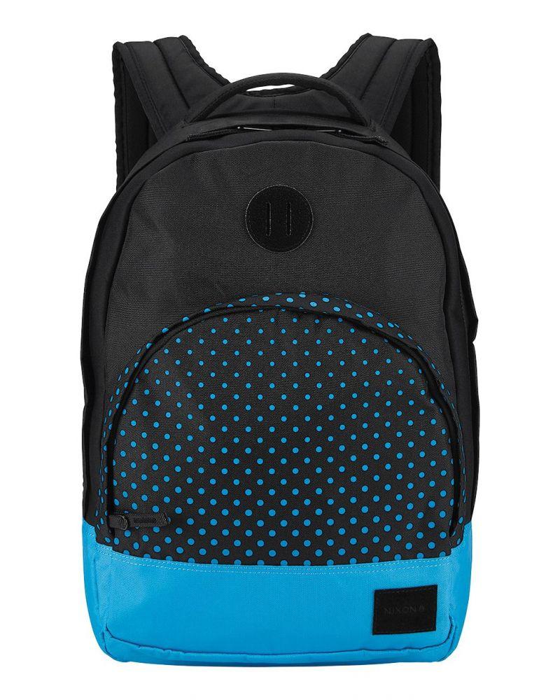 GRANDVIEW BACKPACK - Black / Blue 25L