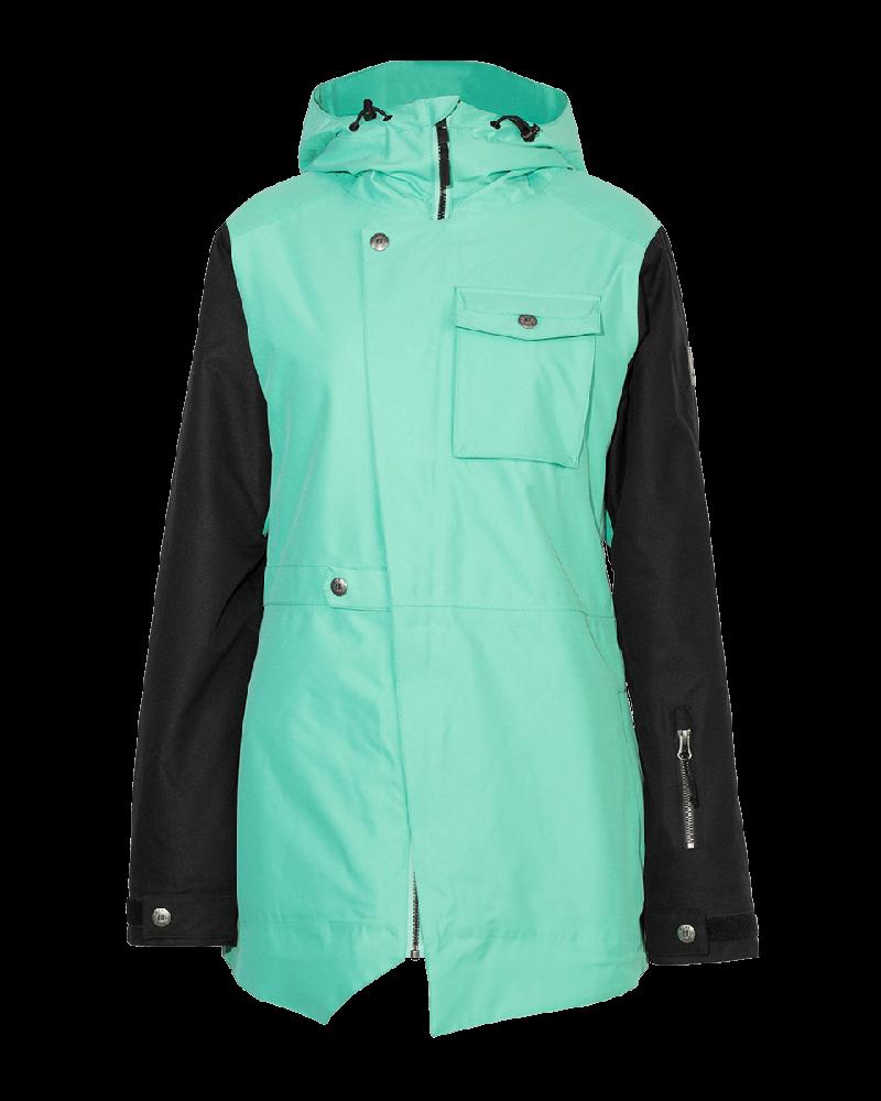 Helena Insulated Jacket - Wintergreen