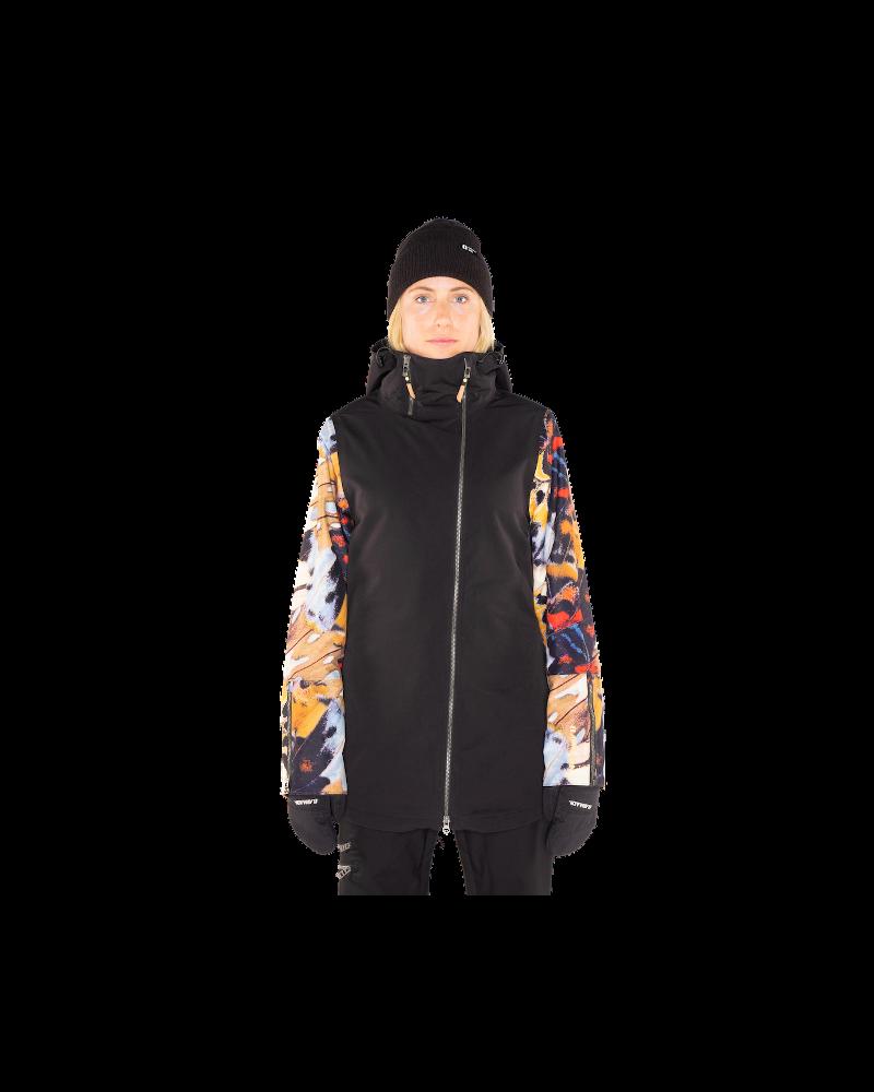 Helena Insulated Jacket BLACK