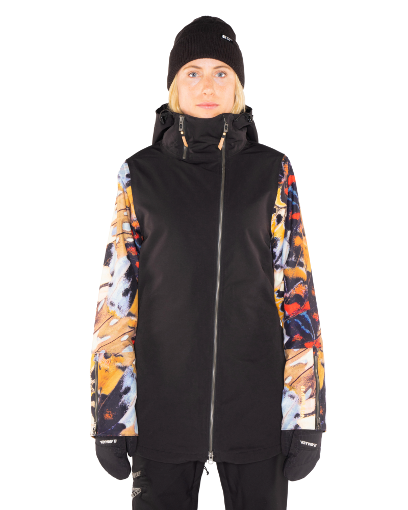 Helena Insulated Jacket BLACK