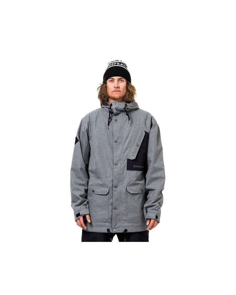 Kadam Jacket - Grey Melange