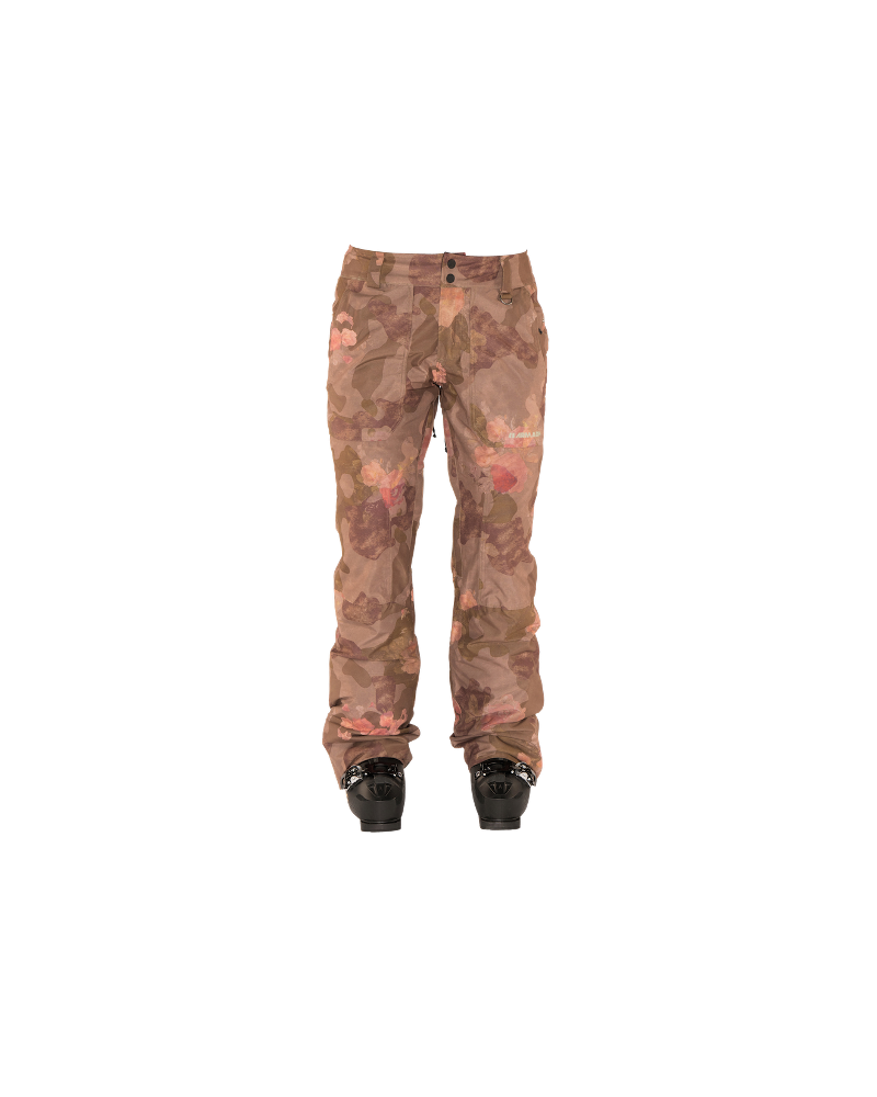Lenox Insulated Pant ROSEWOOD