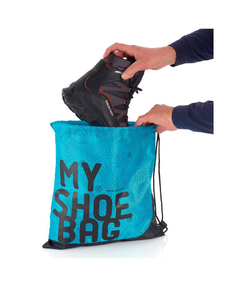 LIGHT SHOE BAG  BLUE