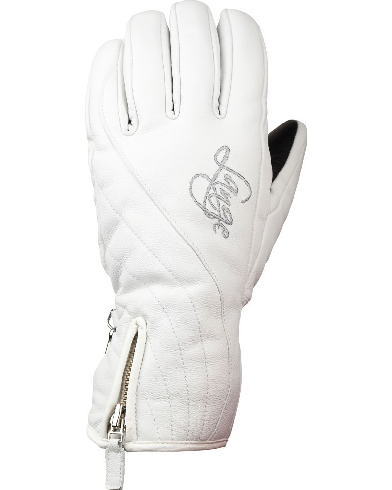 Exclusive Glove White