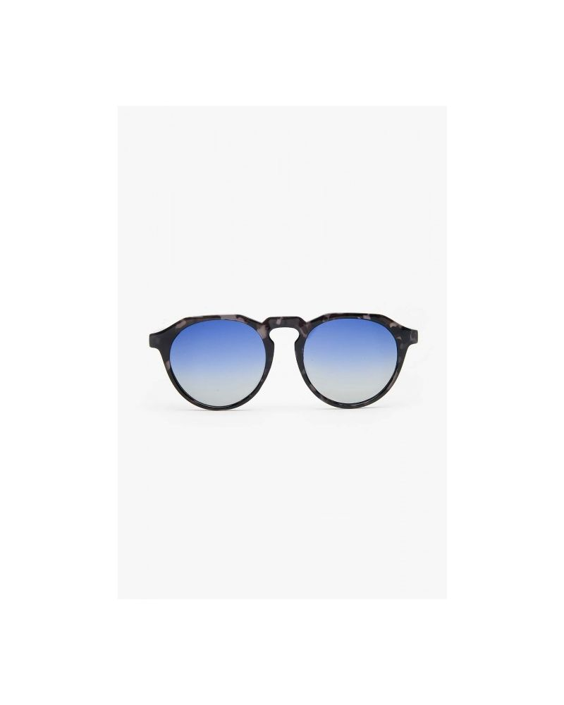 SUNGLASSES BLUE MARBLING BLUE SHADING
