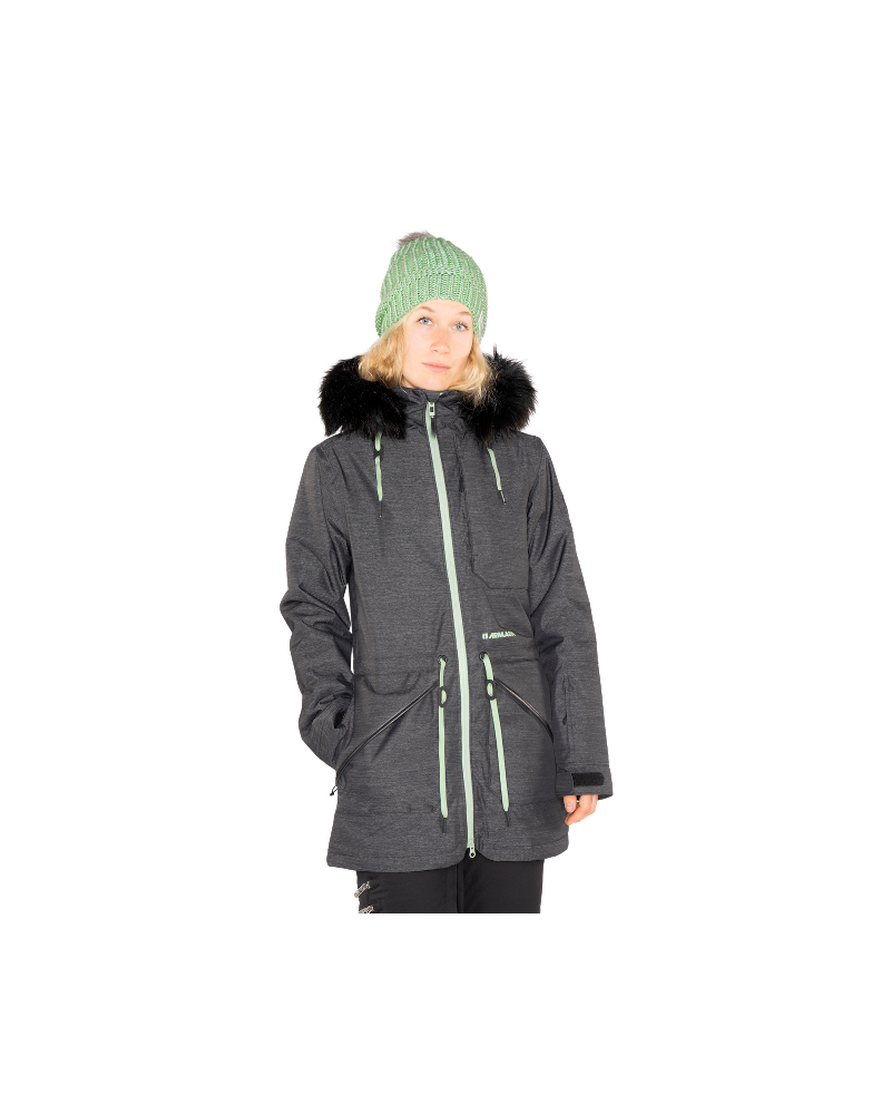 Lynx Insulated Jacket BLACK