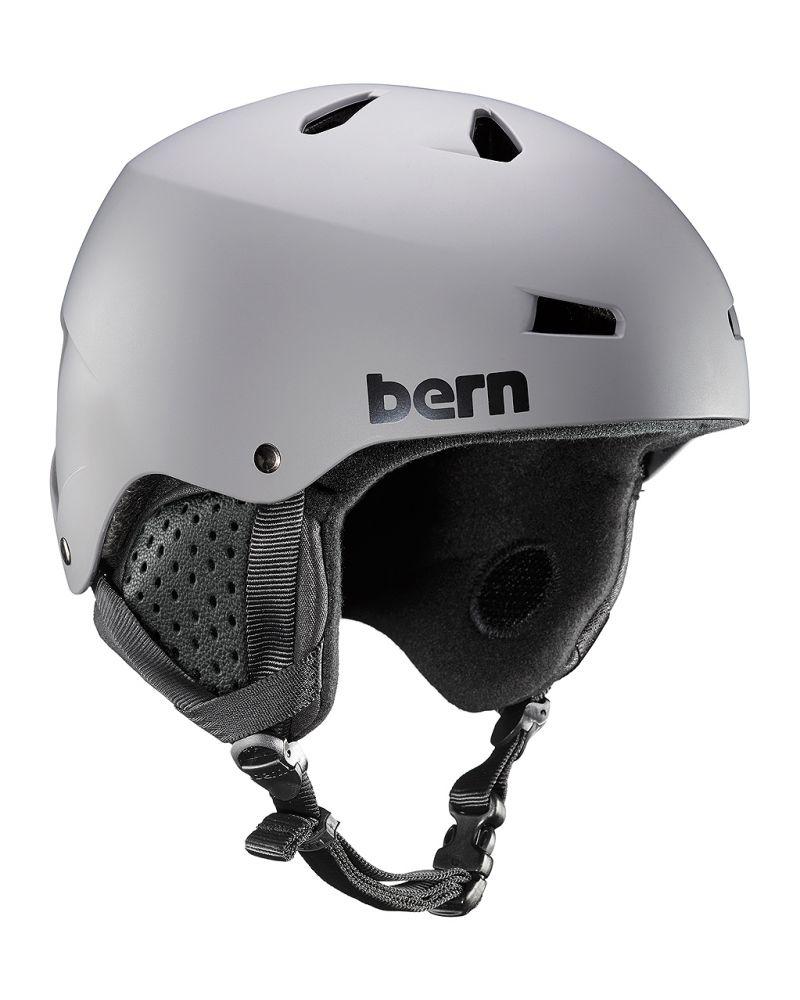 Macon EPS Helmet w/ Premium Boa Liner Charcoal