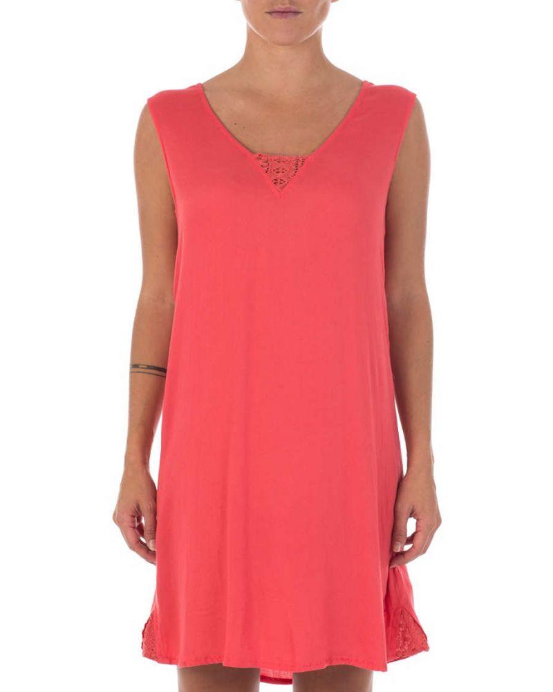 MAGGIE DRESS - Cayenne