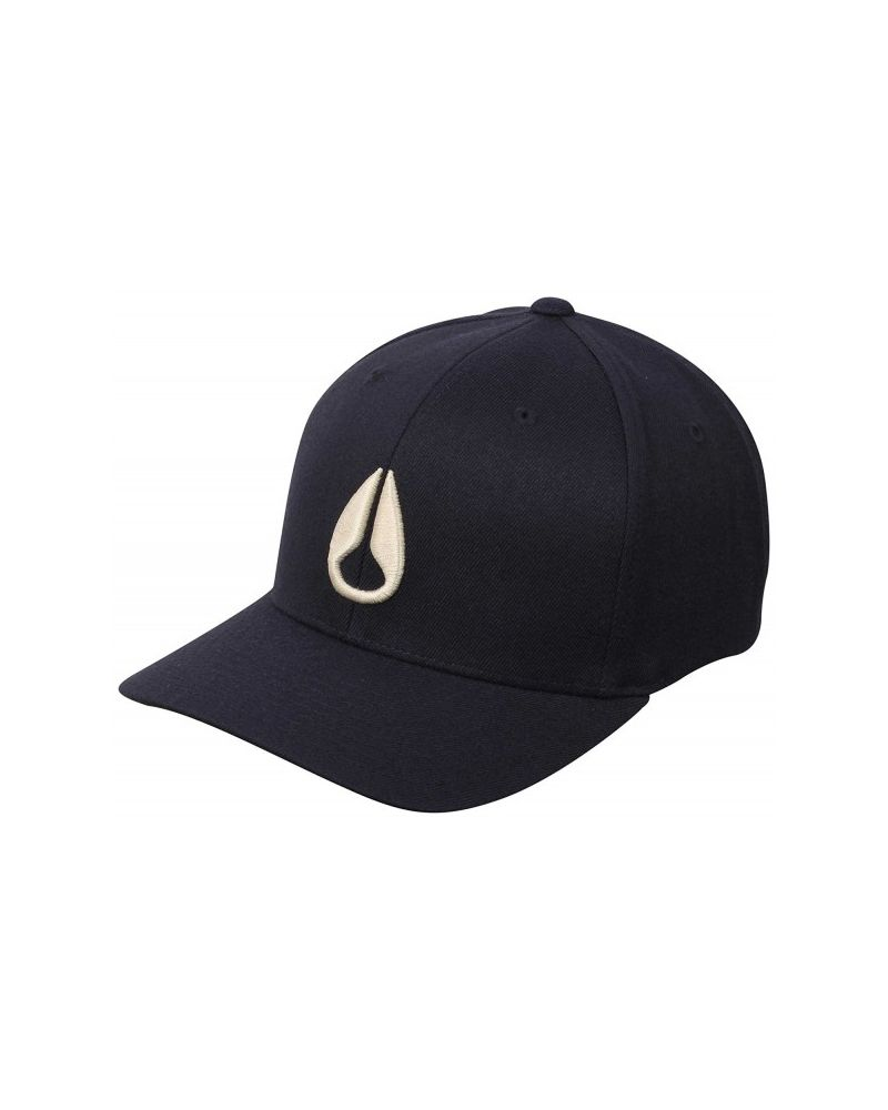 S/M Deep Down FF Athletic Fit Hat All Navy / Cream