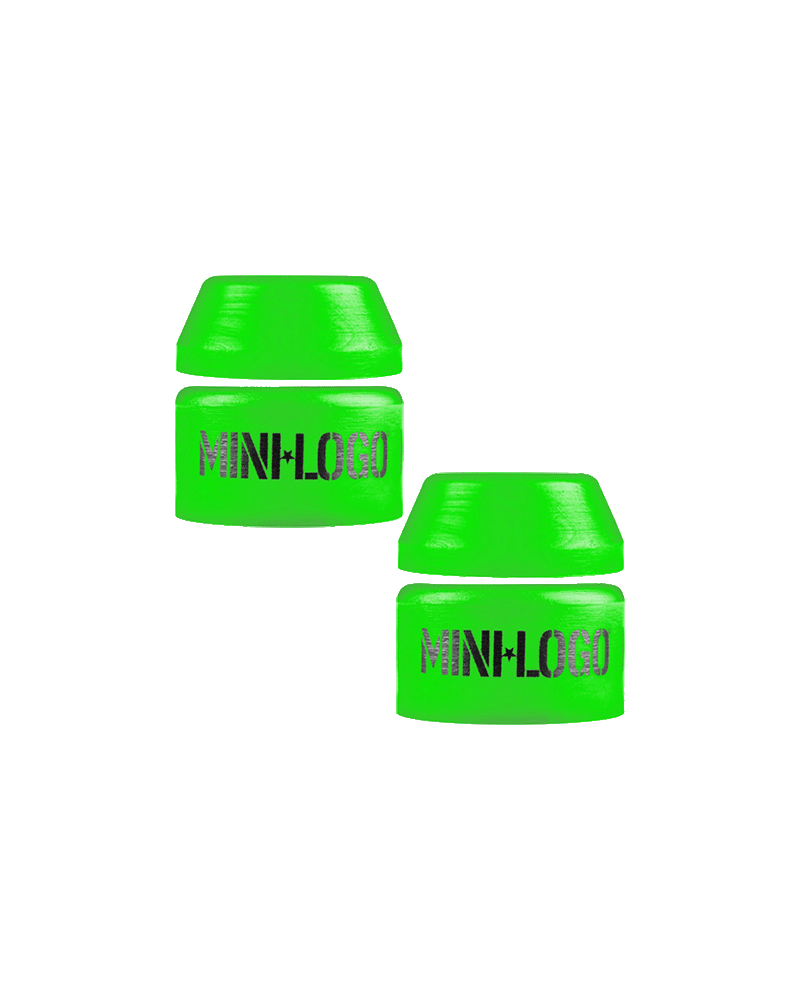 84A BUSHINGS SOFT GREEN
