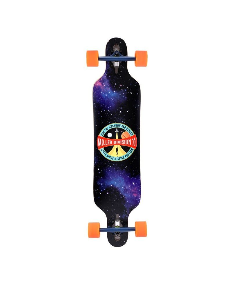 """38"""" LONGBOARD MISSION  FREESTYLE SERIES"""