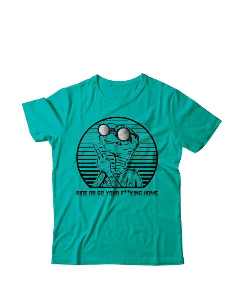 BACK HOME TEE MINT GREEN