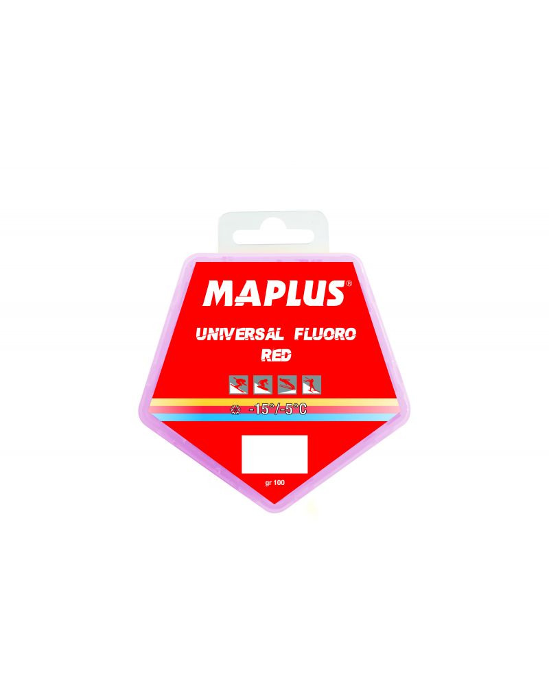 UNIVERSAL FLUORINATED SOLID PARAFFIN RED FLUORO (4x250 GR)