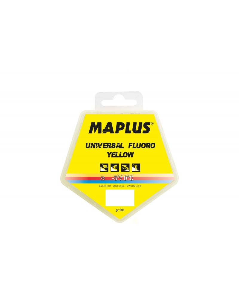 UNIVERSAL FLUORINATED SOLID PARAFFIN YELLOW FLUORO (4x250 GR)
