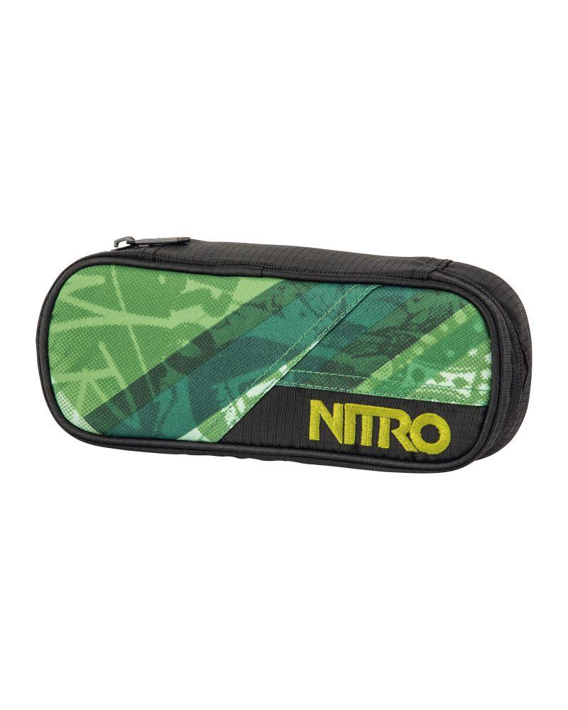 NITRO PENCIL CASE - Wicked green