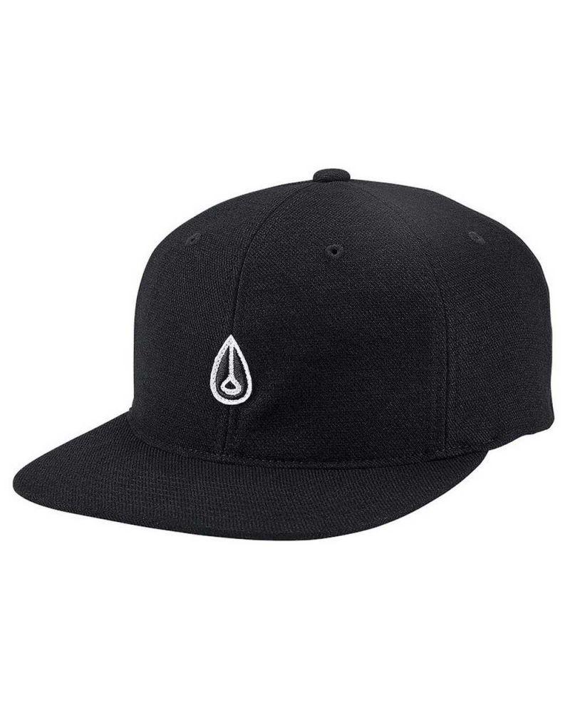 Jesse FF Hat Black