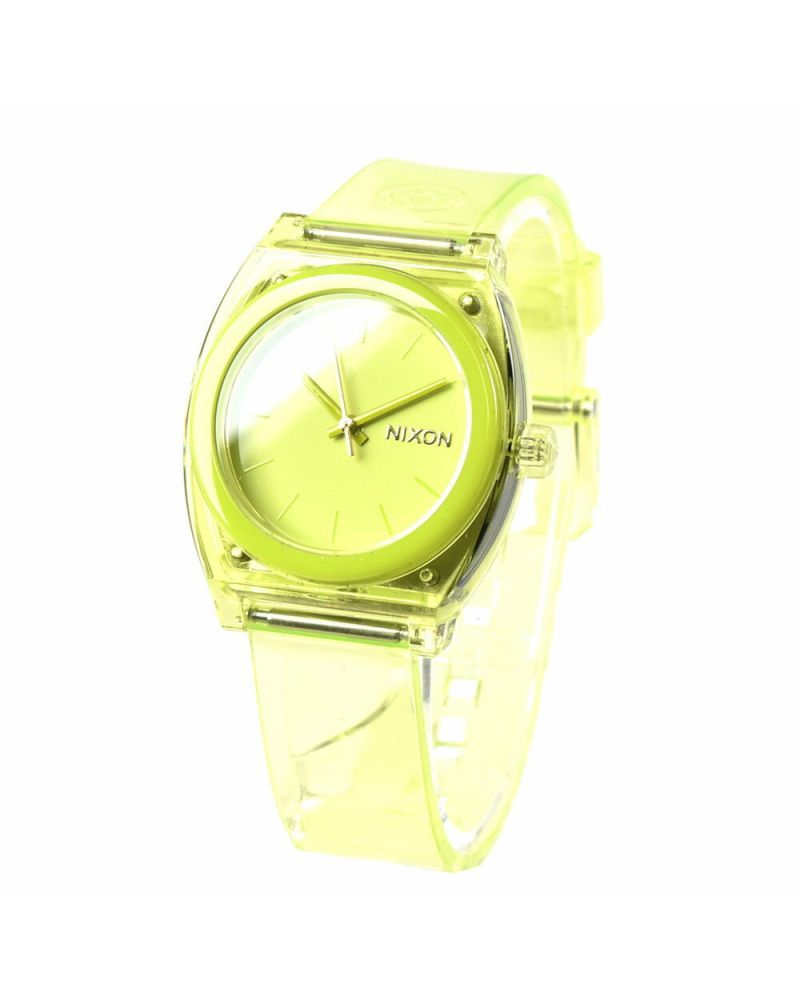 Medium Time Teller P Lime