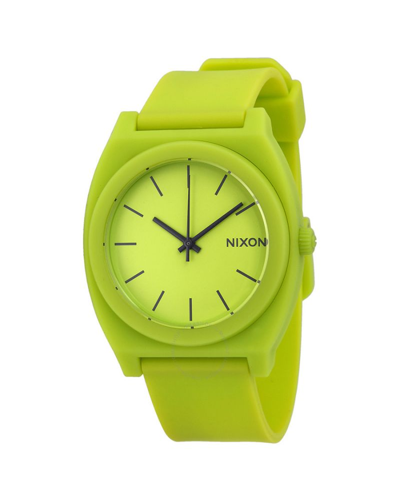 TIME TELLER P NEON YELLOW
