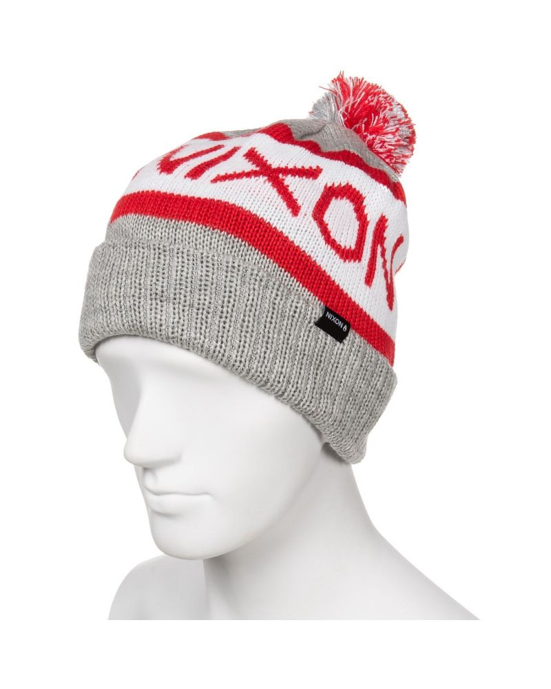 TEAMSTER BEANIE RED