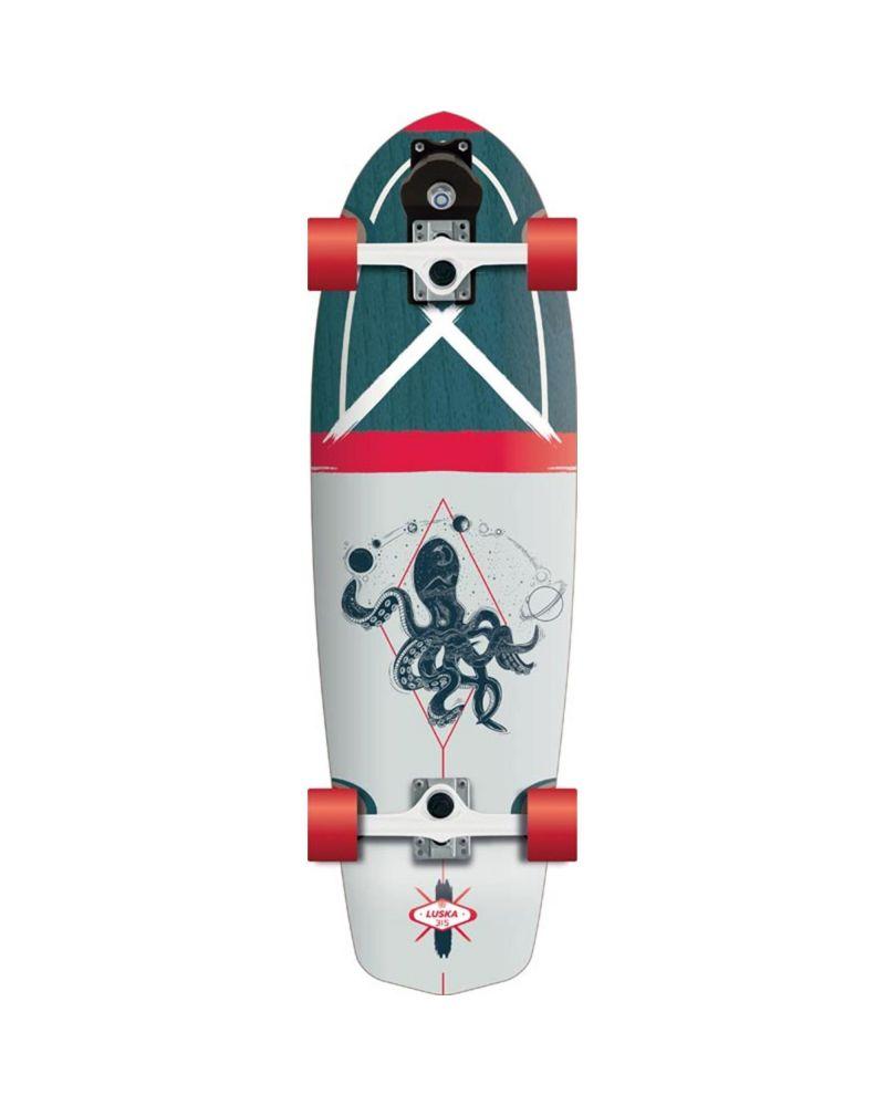 "31.5"" Surfskateboard Lombard Luska"