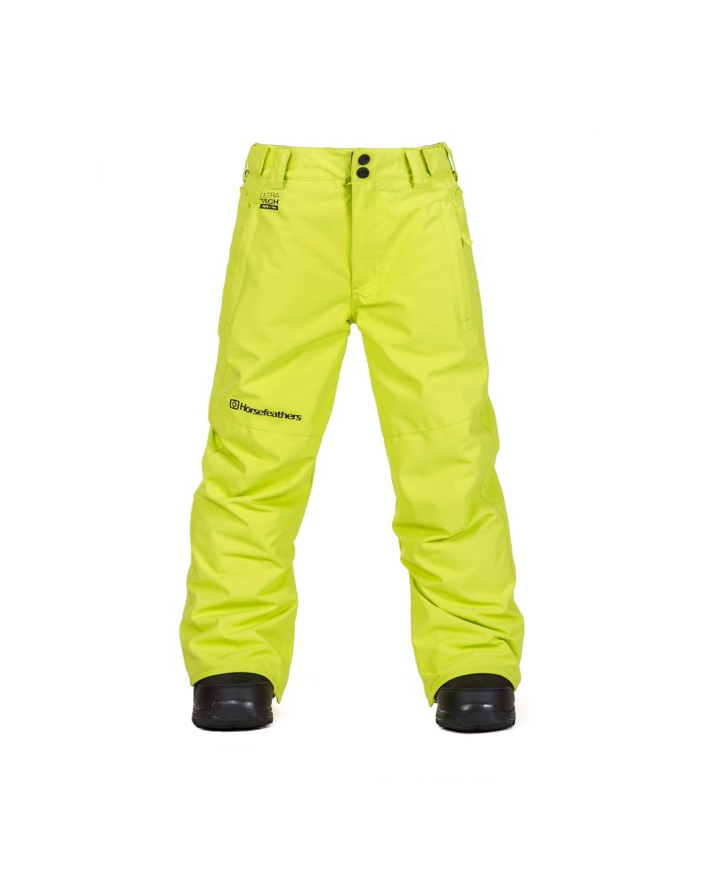 SPIRE YOUTH PANTS lime