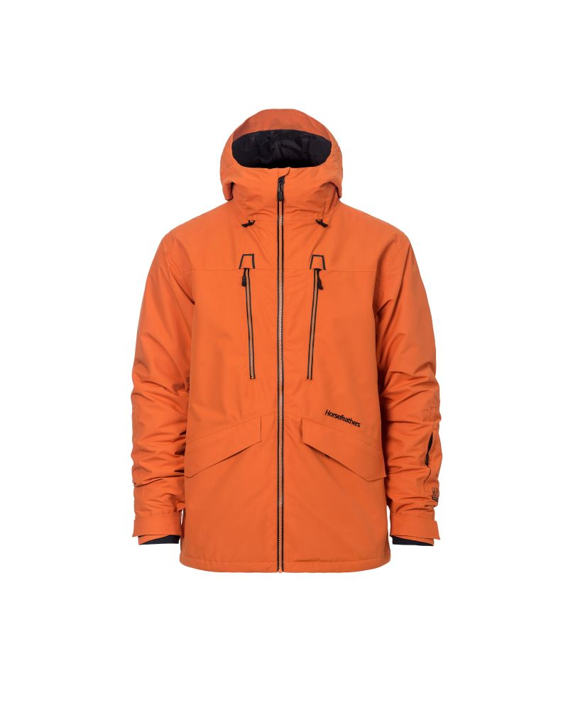 HALEN TYLER JACKET jaffa orange