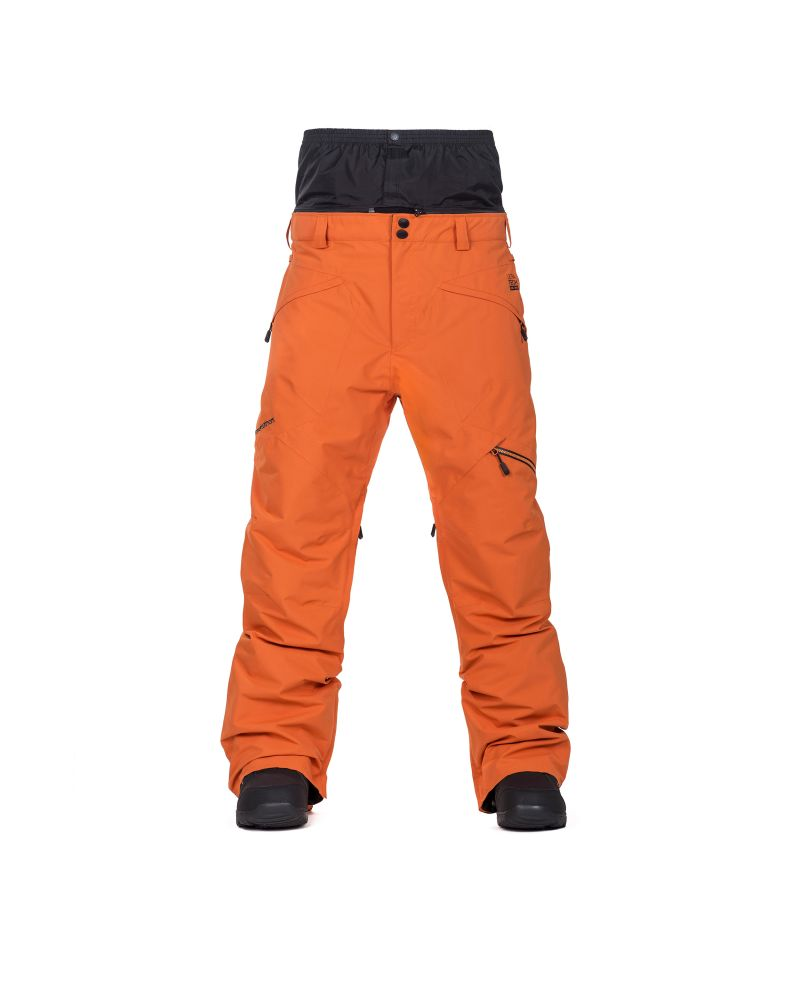 RIDGE PANTS jaffa orange