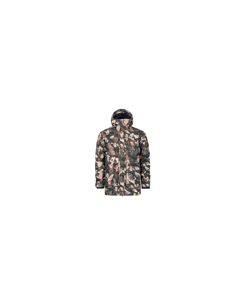 HERALD JACKET tree camo