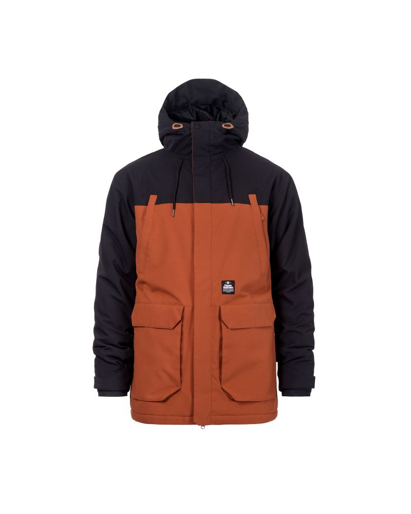 CORDON JACKET Brick