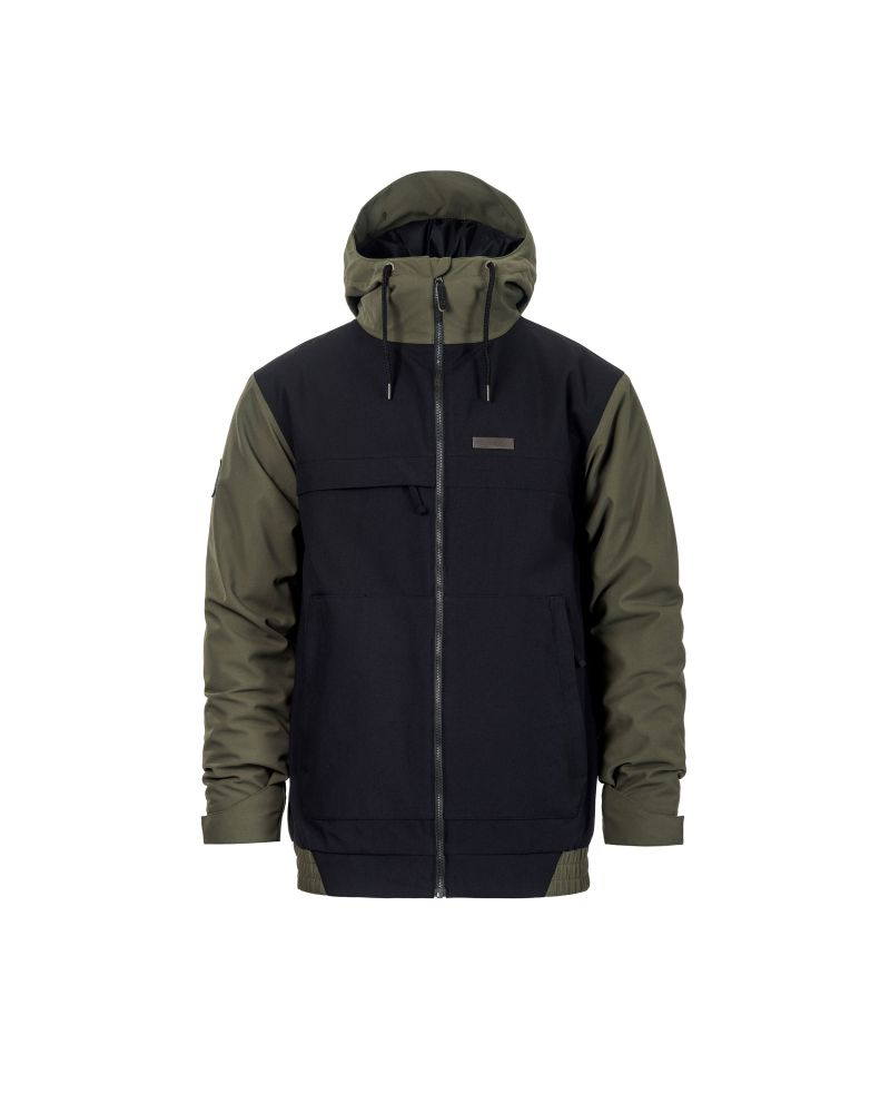 WILLIS JACKET olive