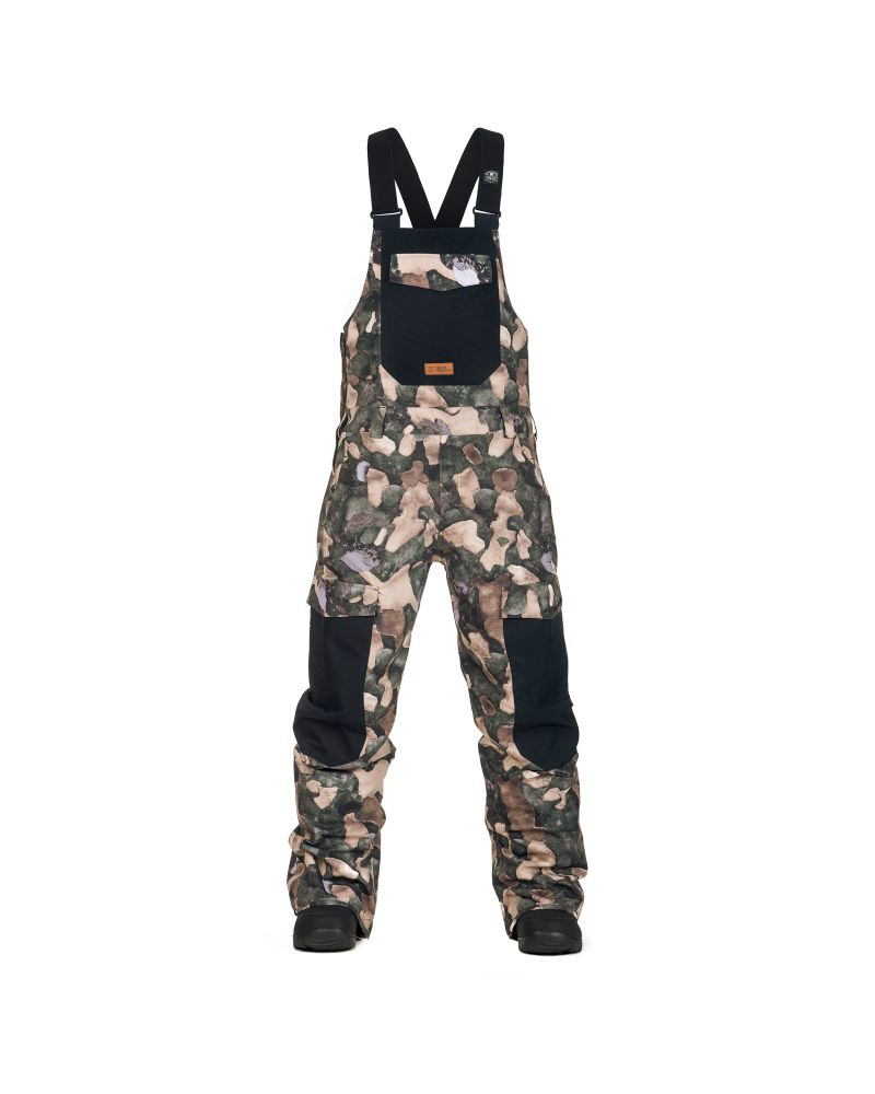 MEDLER PANTS tree camo